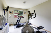 Uplands home gym construction leads