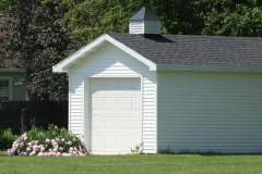 Uplands outbuilding construction costs